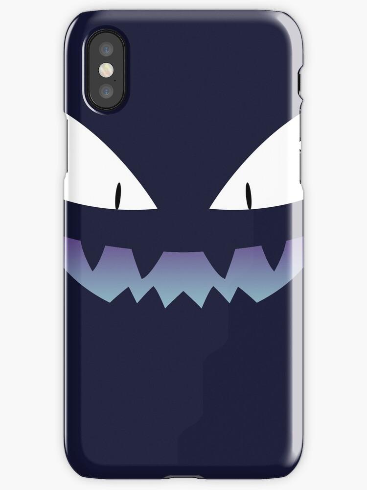 Pokemon - Haunter / Ghost (Shiny) by zefiru
