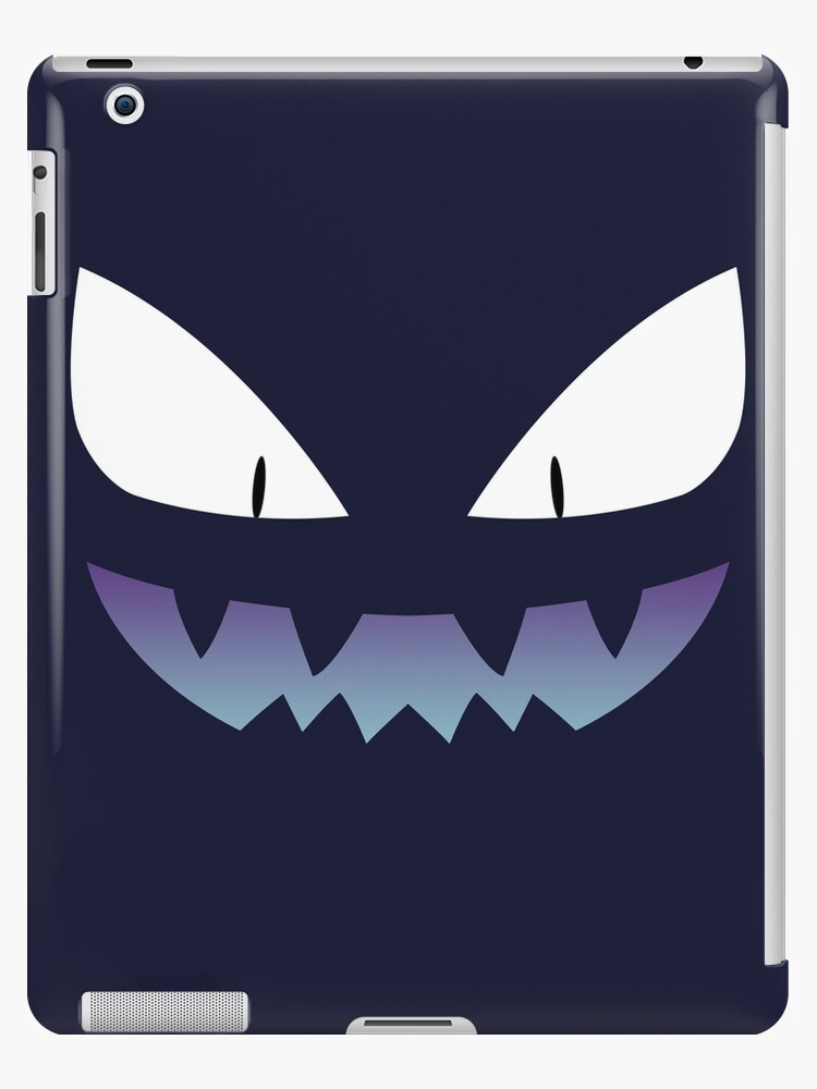 Pokemon Haunter Ghost Shiny Ipad Cases Skins By Zefiru