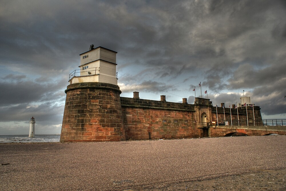 Fort Perch Rock by toffeelady72