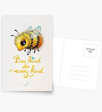 Bee by Maria Tiqwah Postcards