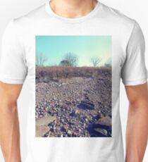 #landscape #nature #tree #season #outdoors #leaf #wood #flower #environment #field #sky #agriculture #horizontal #colorimage #plant #nopeople #autumn #day #ruralscene #scenicsnature #nonurbanscene Unisex T-Shirt