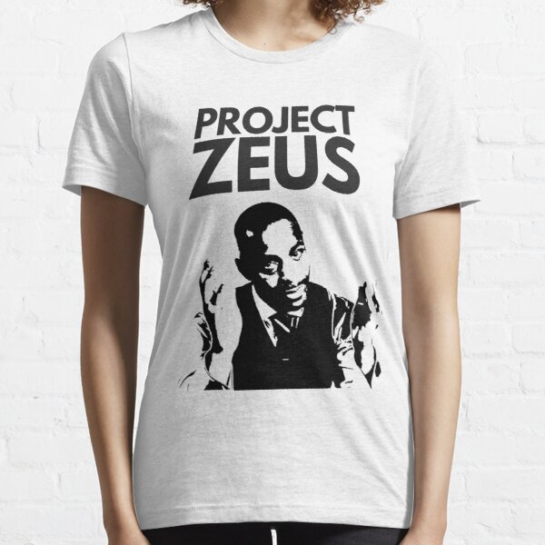 Project Zeus, Johnson, Peep Show Design Essential T-Shirt