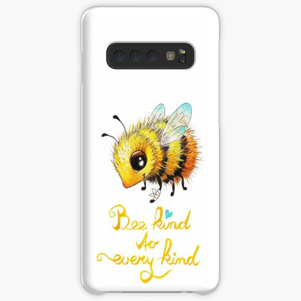 Bee by Maria Tiqwah Samsung Galaxy Snap Case