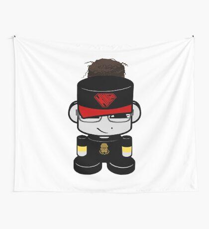 Oyo Yo O'BOT Toy Robot 2.0 Wall Tapestry