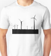 Wind Turbine Unisex T-Shirt