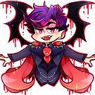 Vampire Prince Roman by darkmagicswh