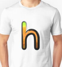 Water Colored - H Unisex T-Shirt