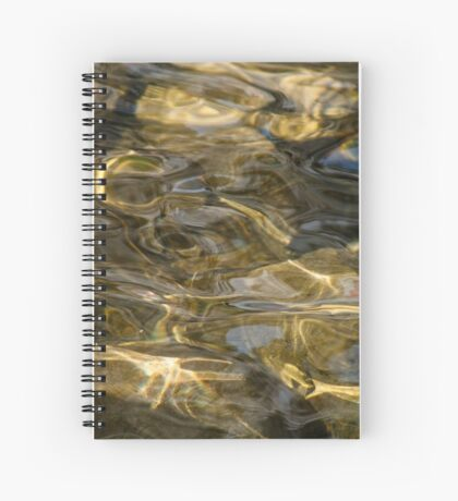 Base of the Falls Spiral Notebook