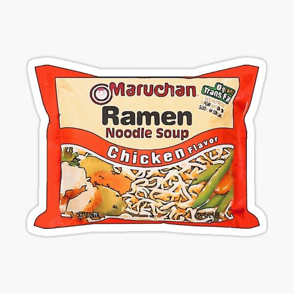 Ramen Noodles Sticker