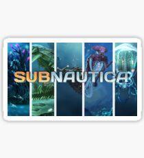 Subnautica - Indie Game Sticker