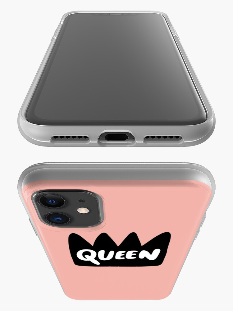 Alternate view of Queen  iPhone Case & Cover