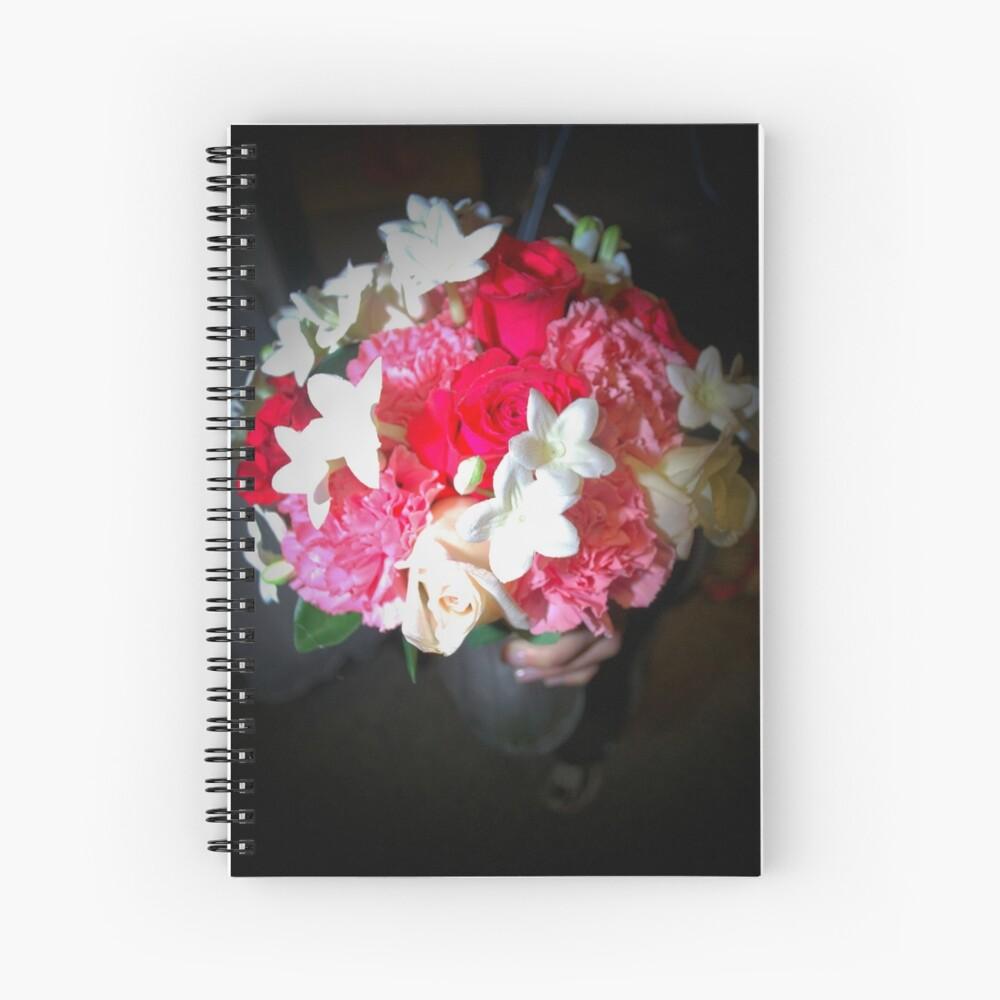 bouquet  Spiralblock