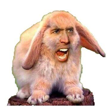 Nicolas Cage by Aldereva