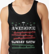 Ugly Christmas Sweater Men's Tank Top