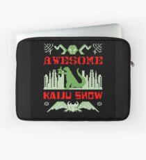 Awesome Kaiju Show Laptop Sleeve