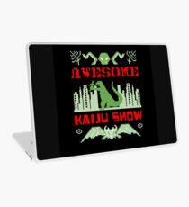 Awesome Kaiju Show Laptop Skin
