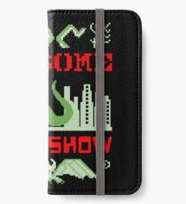 Awesome Kaiju Show iPhone Wallet/Case/Skin