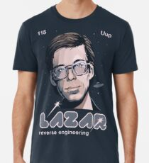 Lazar Area 51 Men's Premium T-Shirt