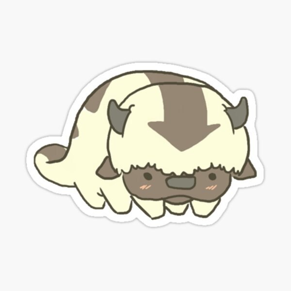 Chibi Appa Sticker