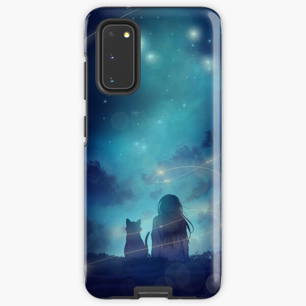 Anime scenery landscape  Samsung Galaxy Tough Case