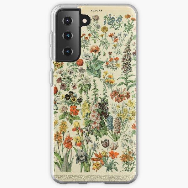 Adolphe Millot Fleurs A Samsung Galaxy Soft Case