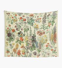 Adolphe Millot Fleurs A Wandbehang