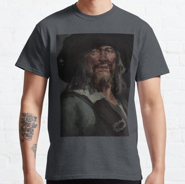 Hector Barbossa Classic T-Shirt