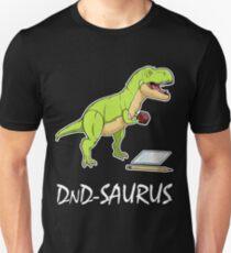 DnD Dinosaur Unisex T-Shirt