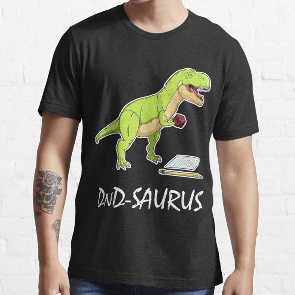 DnD Dinosaur Essential T-Shirt