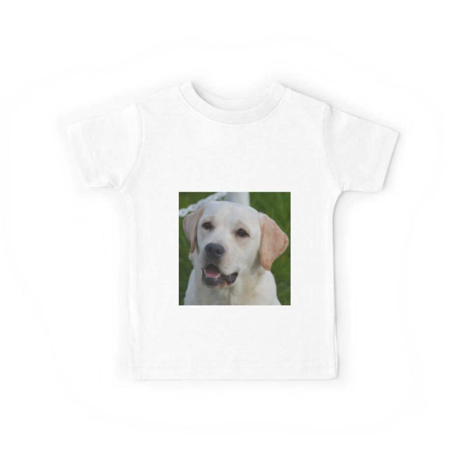 «Labrador amarillo» de EmilyRachel2703