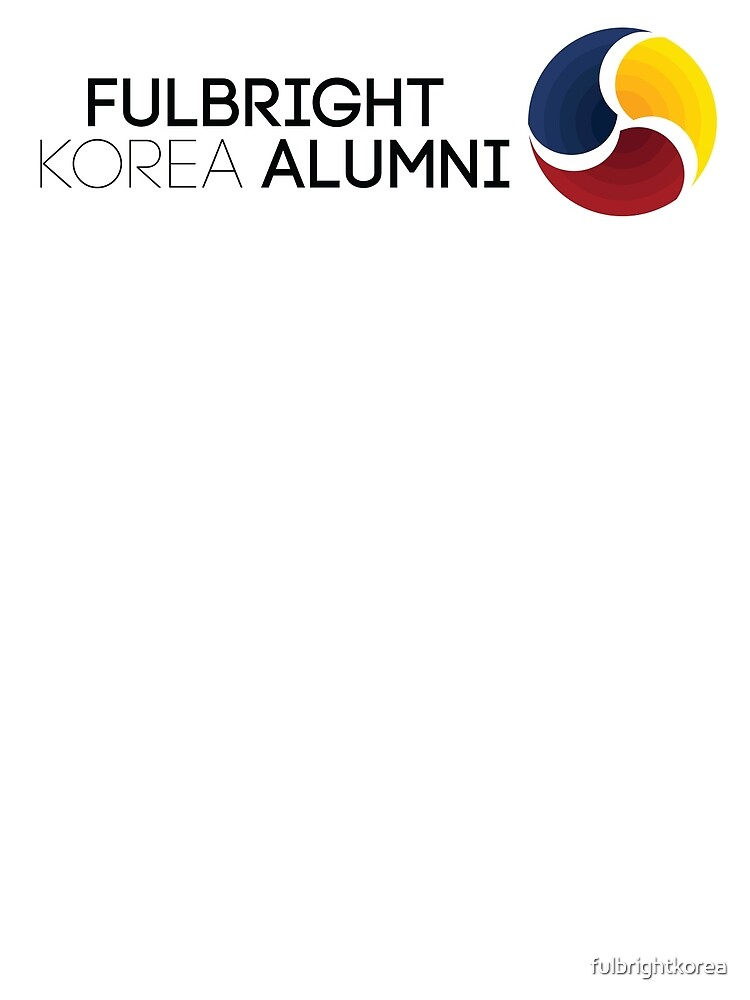 Fulbright Korea Alumni Alternative Logo 1 by fulbrightkorea