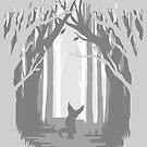 Gray forest by ssamyn03