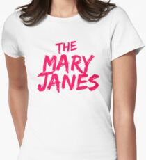 The Mary Janes Women's Fitted T-Shirt