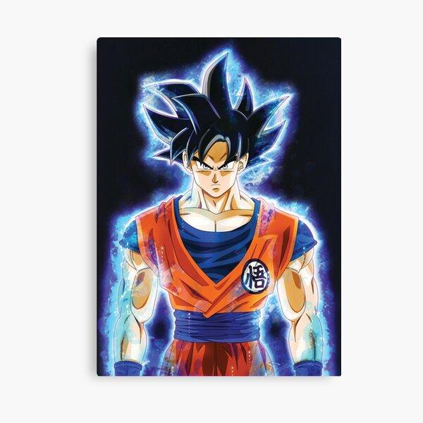 Ultra Instinct Goku Mastered - Migatte No Gokui  Canvas Print