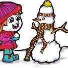 Building a Snowman by lelulagames