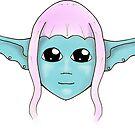 Blue Elf by lelulagames