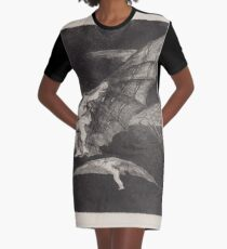 Francisco de Goya   Modo de volar A Way of Flying T-Shirt Kleid