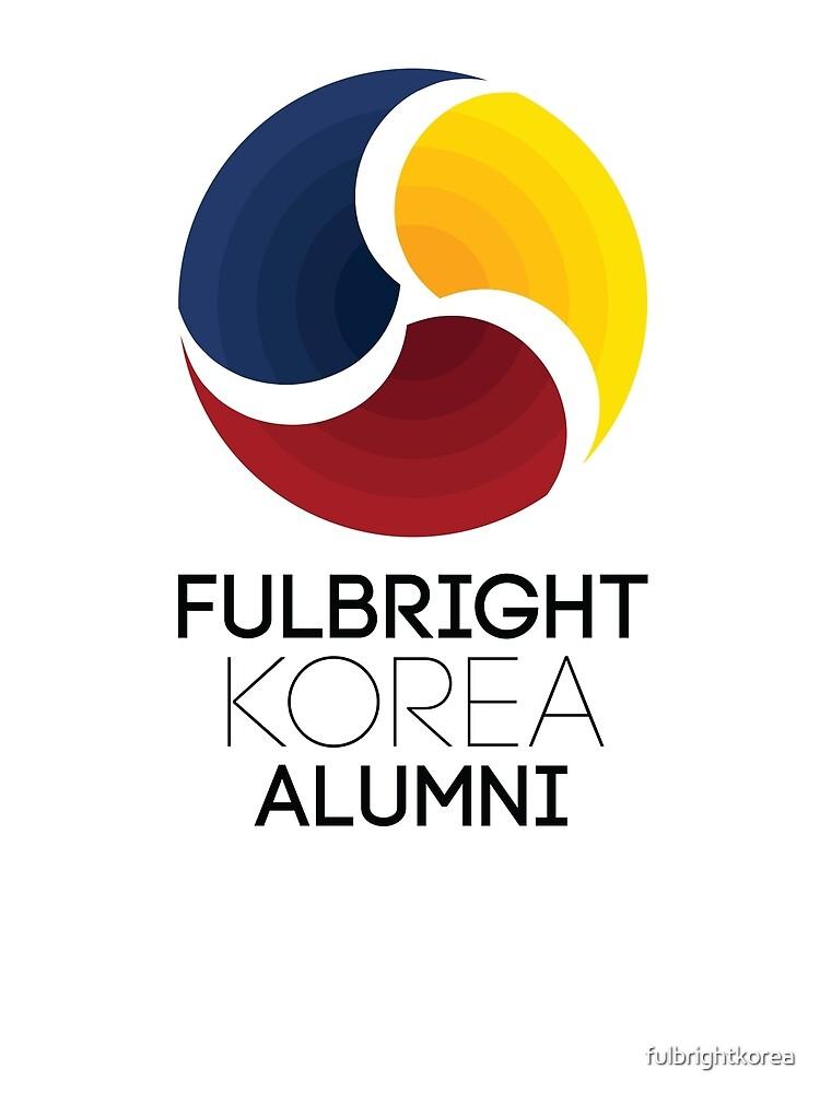 Fulbright Korea Alumni Alternative Logo 2 by fulbrightkorea