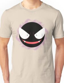 Pokemon - Gastly / Ghos Unisex T-Shirt