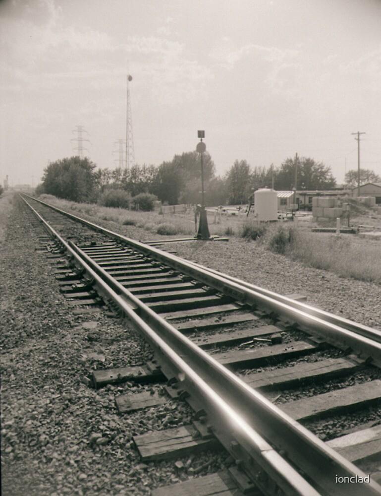 Alberta Rail by ionclad
