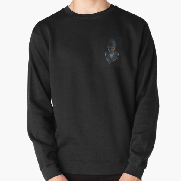 Glory Sound Prep Jon Bellion Face Merch Pullover Sweatshirt