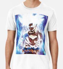 Ultra Instinct Goku Mastered - Migatte No Gokui  Men's Premium T-Shirt