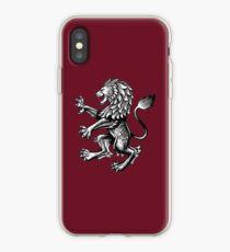Illustration Aston Villa iPhone Case