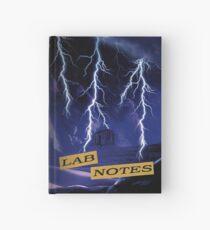 Cuaderno de tapa dura Notas de laboratorio de Gale   Hacerse malo