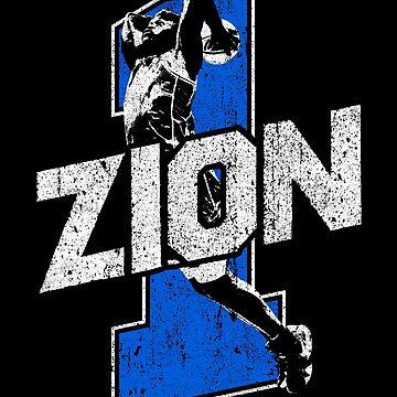 Zion #1 by huckblade