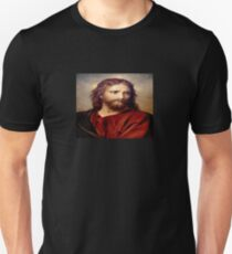 Jesus by Henrich Hofmann Unisex T-Shirt