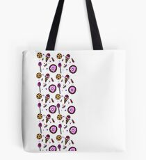 SWEETS WHITE  Tote Bag