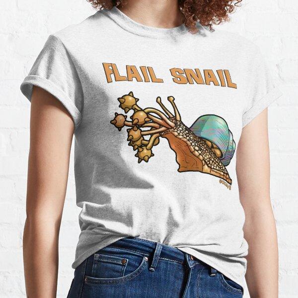 The Flail Snail Classic T-Shirt