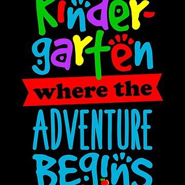 Kindergarten Where Adventure Begins by VomHaus