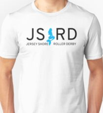 JSRD Mermaid  Slim Fit T-Shirt
